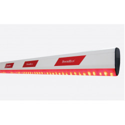 Стрела алюминиевая для шлагбаума BARRIER-3000 (DOORHAN) c подсветкой